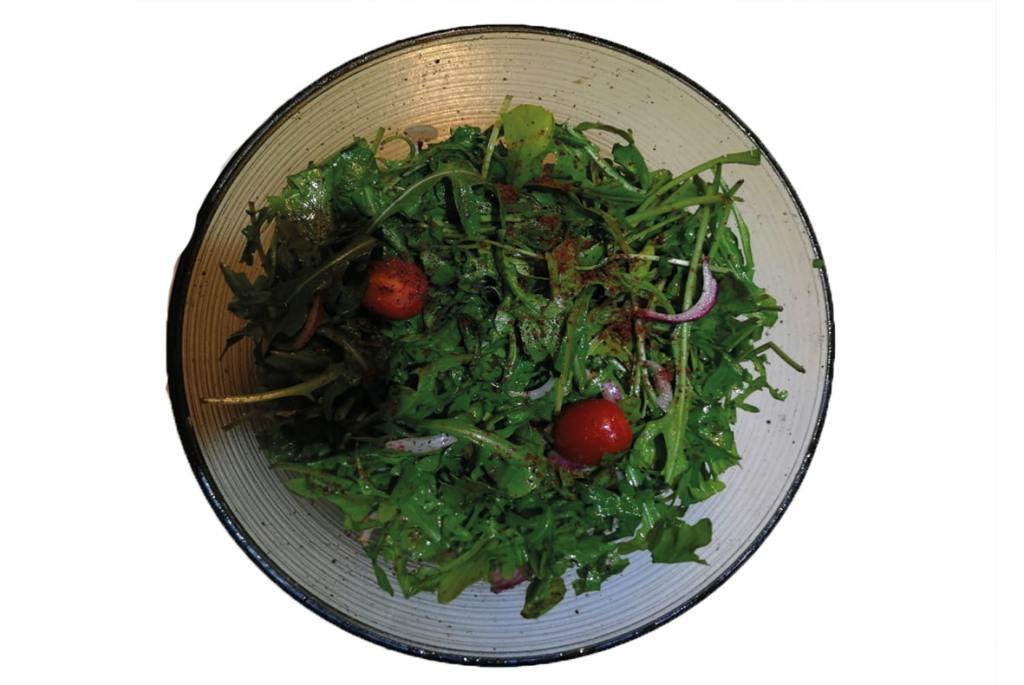 Sumach - Rucola Salat