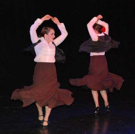"""Танец """"Фантанга"""""""