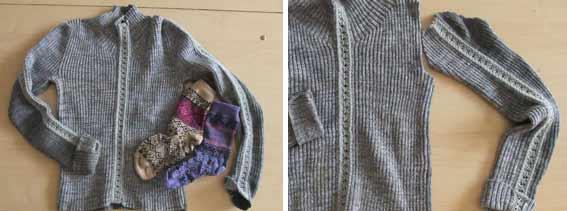 любимый свитерок