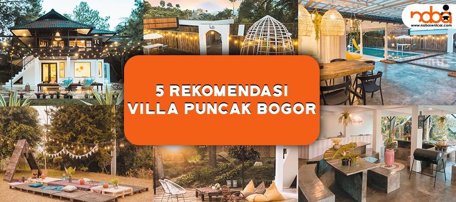 Rekomendasi Accommodation Kota Puncak Bogor Buat Holiday