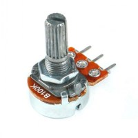 100K Ohm Variable Pot Resistor 104 (Volume Type)