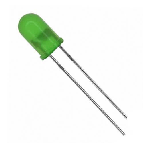 5mm green led