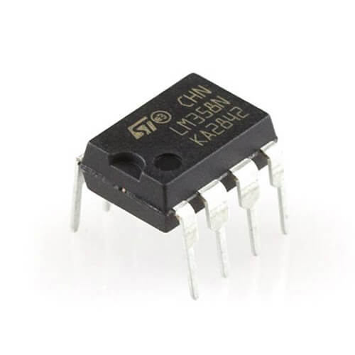 lm358 opamp ic