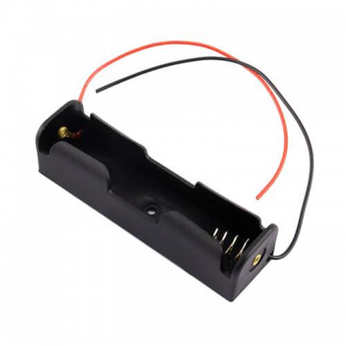 18650 Battery Holder 1 Slot
