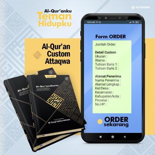 Al Quran Millenial Attaqwa