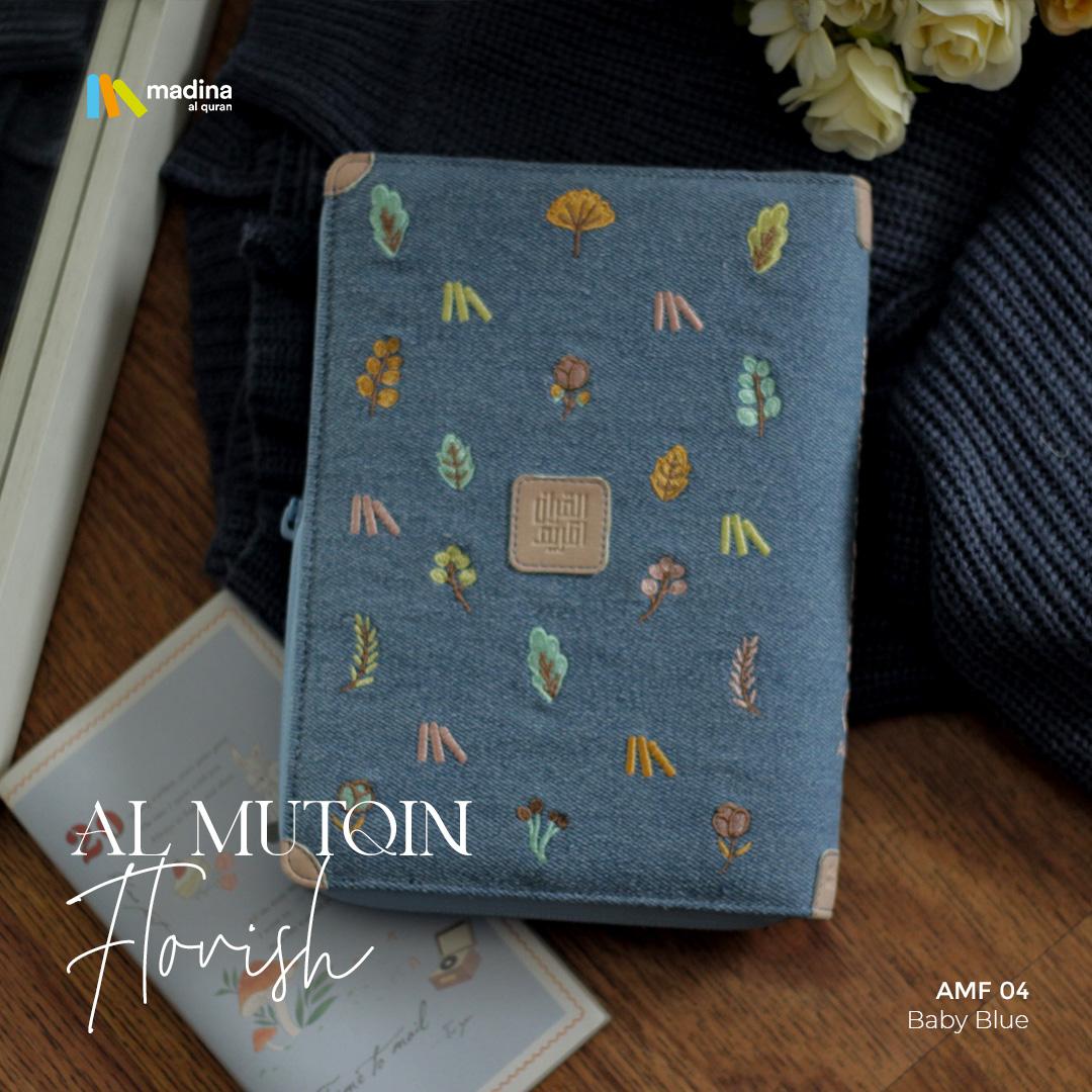Al Mutqin Florist Baby Blue