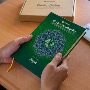 Al Quran Luxury Hijau Attaqwa