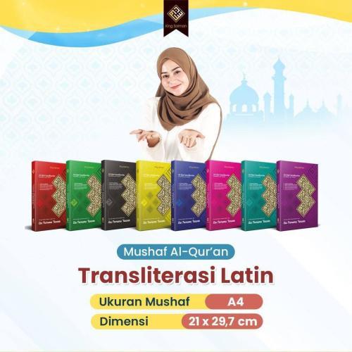transliterasi latin king salman