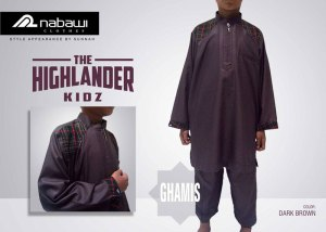 nabawi-clothes-gamis-anak-highlander-brown-long