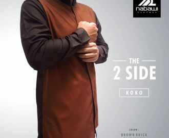 nabawiclothes-com-baju-koko-nabawi-the-2-side-brown