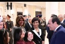 Photo of السيسي يتفقد معرض القافلة الطبية للكشف على ذوي الإعاقة