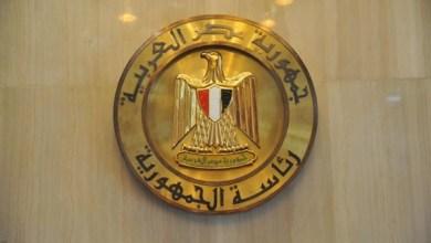 Photo of الرئاسة: السيسي أكد ضرورة تعزيز التشاور السياسي بين مصر وجنوب افريقيا