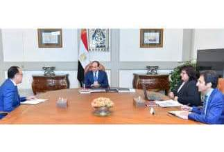 "Photo of الرئيس "" السيسي "" يوجه الرسالة الثقافية إلى القرى والمناطق الحدودية"