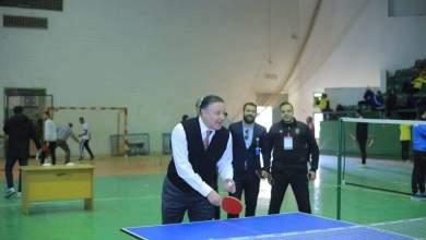 Photo of اليوم..رئيس جامعة بنها يشارك فى فاعليات اليوم الرياضي
