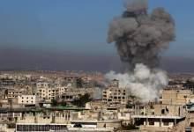 Photo of قصف جوي يقتل 12 مدنياً في إدلب السورية