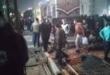 Photo of شاهد تفاصيل….خروج قطار عن القطبان بالغربية