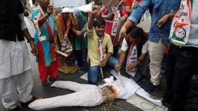 Photo of شاهد تفاصيل… حرق ضحية الإغتصاب في الهند بالكيروسين