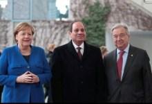 "Photo of صانع السلام والأمل.. ألمانيا تمنح السيسي وسام ""سانت جورج"""