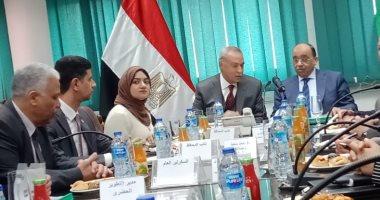 "Photo of وزير التنمية المحلية يدعم ""القليوبية"" بـ10 ملايين جنيه لتطوير كورنيش بنها"