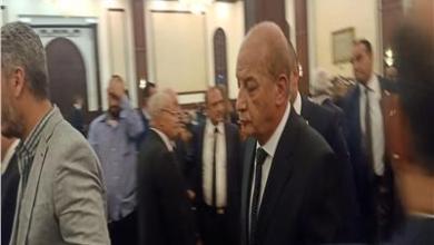 """Photo of وزير الدفاع يشارك في عزاء الرئيس الأسبق """"حسني مبارك"""""""