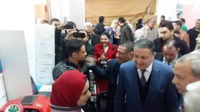 Photo of محافظ القليوبية ورئيس جامعة بنها يفتتحان معرض العلوم والهندسة 2020