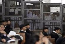 "Photo of تأجيل محاكمة 215 إخوانيا في قضية ""كتائب حلوان"" الإرهابية لجلسة 2 مارس المقبل"