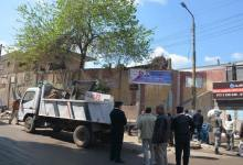 Photo of محافظ القليوبية يتفقد شوارع مدينة بنها و يقود حملة لإزالة الإشغالات والباعة الجائلين والمواقف العشوائية