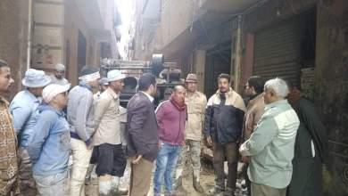 Photo of حملة مكثفة لمنع البناء المخالف بدون ترخيص ببنها