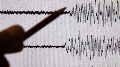 Photo of عاجل  زلزال بقوة 4.4 درجة يضرب جنوب إيران