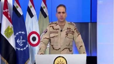 Photo of عاجل  استشهاد وإصابة 10 أفراد فى انفجار عبوة بشمال سيناء