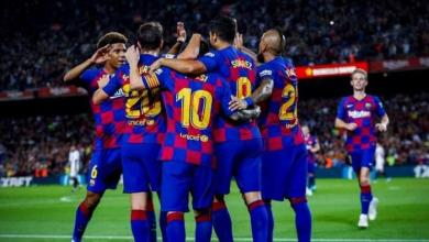 Photo of برشلونة خارج المنافسة مع يوفنتوس وإنترميلان