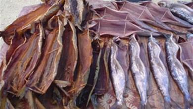 Photo of ضبط كميه من الأسماك المملحة غير صالحة للإستهلاك