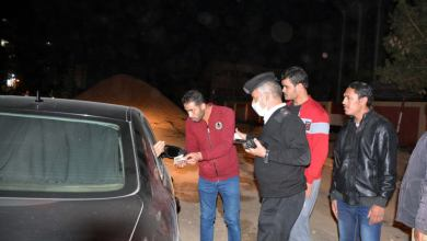 Photo of محافظ القليوبية يقوم بجولة مفاجئة مساء اليوم لمتابعة الالتزام بحظر التجوال بمدينة شبرا الخيمة