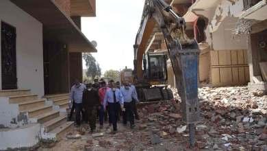 Photo of إزالة 118 حالة تعد على الأراضي الزراعية وأملاك الدولة بالمراكز
