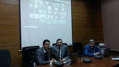 Photo of إدارة المواقع الالكترونية .. أول برنامح تدريبي عن بعد بجامعة بنها