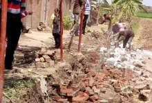 Photo of إزالة 279 حالة تعدى على أراضى أملاك الدولة والأراضى الزراعية بالمنوفية