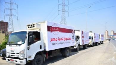 """Photo of """"تحيا مصر"""" يطلق 3 قوافل غذائية لرعاية أسر العمالة غير المنتظمة"""