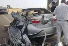Photo of دفن شاب توفي في حادث مروري بجسر السويس