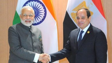 "Photo of ""السيسي"" يبحث هاتفياً مع رئيس وزراء الهند العلاقات الثنائية بين البلدين وجهود مكافحة فيروس كورونا"