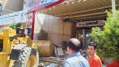 Photo of جهاز مدينة ٦ اكتوبر يشن حملات مكثفة للتصدي لمخالفات البناء بأنحاء المدينة