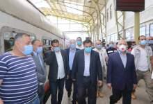 Photo of وزير النقل: في جولة تفقدية بمحطتي مصر و الشهداء للإطمئنان على انتظام حركة القطارات