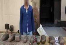 Photo of ضبط أحد العناصر الإجرامية حال قيامه بنقل وتهريب 2220 طربة لمخدر الحشيش