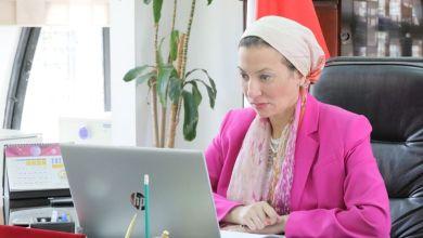 Photo of وزيرة البيئة تشارك كمتحدث رسمي عبر تقنية الفيديو كونفرنس في الحدث الافتراضي