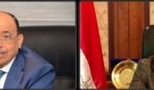 Photo of وزيرة التعاون الدولى ووزير التنمية المحلية يبحثان سرعة تنفيذ مشروعات مصرف كيتشنر