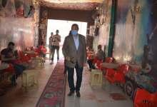 Photo of محافظ القليوبية يتابع عودة النشاط للمطاعم والمقاهى ويشدد على الغلق للمخالفين