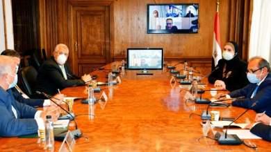 Photo of وزيرا الصناعة والزراعة يبحثان آليات وضع برنامج لتمويل مشروع التحول الى نظم الري الحديث