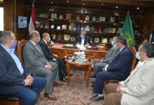 "Photo of ""الهجان"" لرؤساء المراكز والمدن الجدد: ضرورة الاهتمام بمتابعة النظافة ورفع الاشغالات والتعديات"