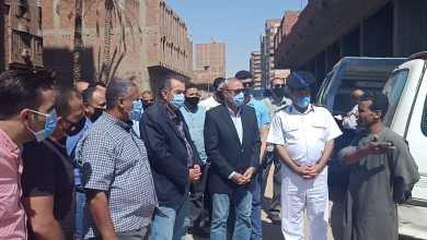 Photo of محافظ القليوبية يتابع إزالة المباني المخالفة بدون ترخيص بمدينة الخصوص