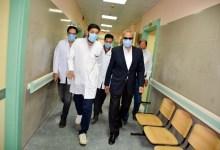 Photo of بالصور… محافظ القليوبية يتفقد عدد من المستشفيات بمدينة نها للإطمئنان علي الخدمة الصحية