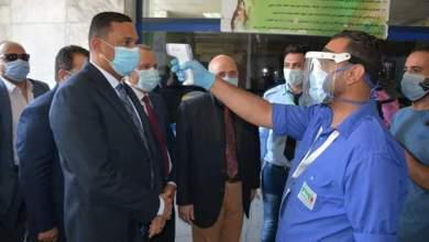 Photo of محافظ الدقهلية اول المتبرعين بالبلازما بمركز الدم بالمنصورة